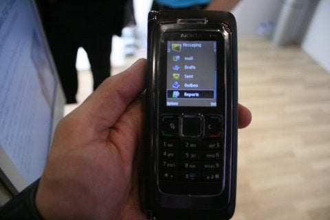 Big and Proud: More Impressions of the Nokia e90 and the iMate Ultimate