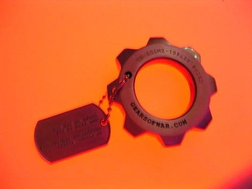 Gears COG Unlocks Secret Site Full of Goodies