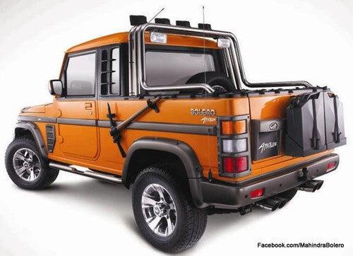 Mahindra Bolero Truck: Extreme Photos