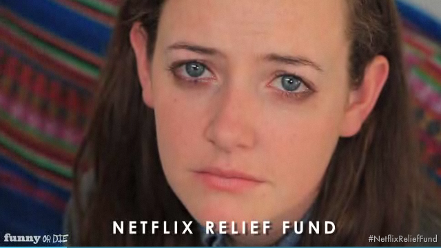 Netflix Relief Fund: Will Nobody Think of the Privileged?