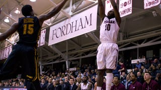 Can Jon Severe Save Fordham Basketball?