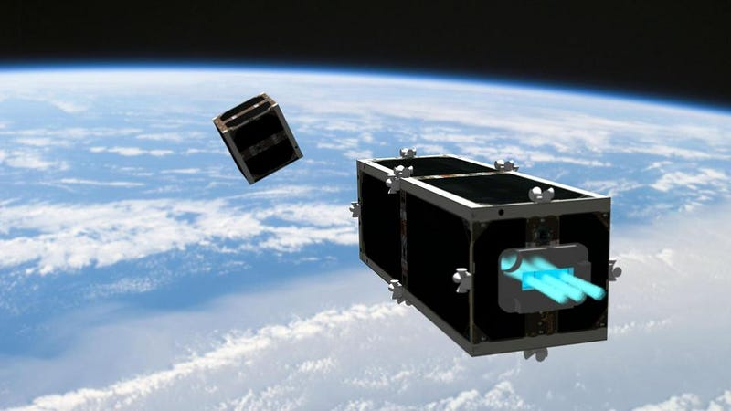 This Swiss Satellite Is Like A Roomba For Space