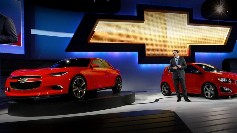 GM Chief Mark Reuss Needs Your Help Designing A Cheap RWD Chevy