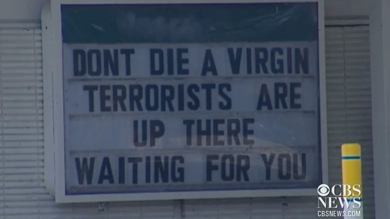 Don't Die a Virgin or the Terrorists Will Get Ya