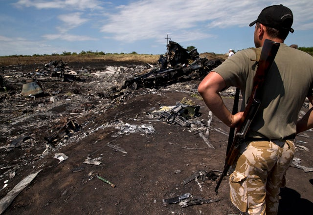 U.S.: Russia Responsible for Downing of Malaysia Airlines Plane