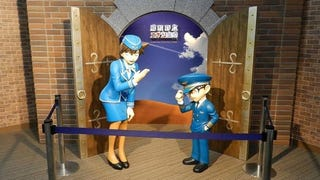 Detective Conan Has His Own Airport in Japan