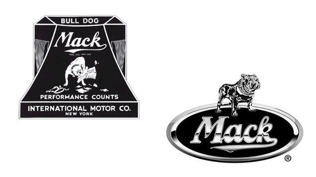 Mack Trucks Logo Mack Trucks Has A New Logo