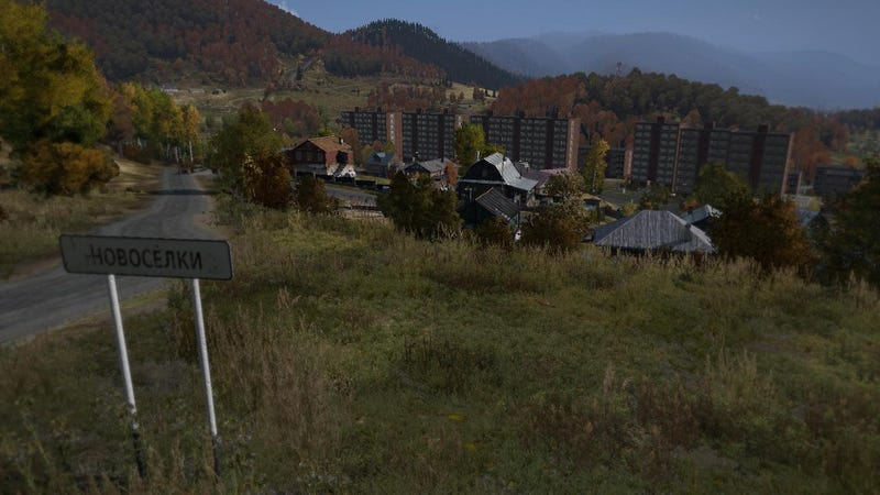 Fresh DayZ Screens Show New Faces, New Map Areas
