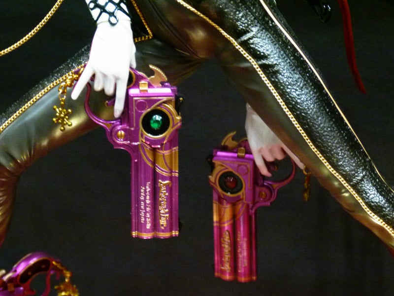 This Bayonetta Figure Pistol Kicks Out A Whopping Price Tag