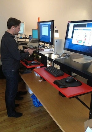 How Can I Convince My Boss to Let Me Try a Standing Desk?