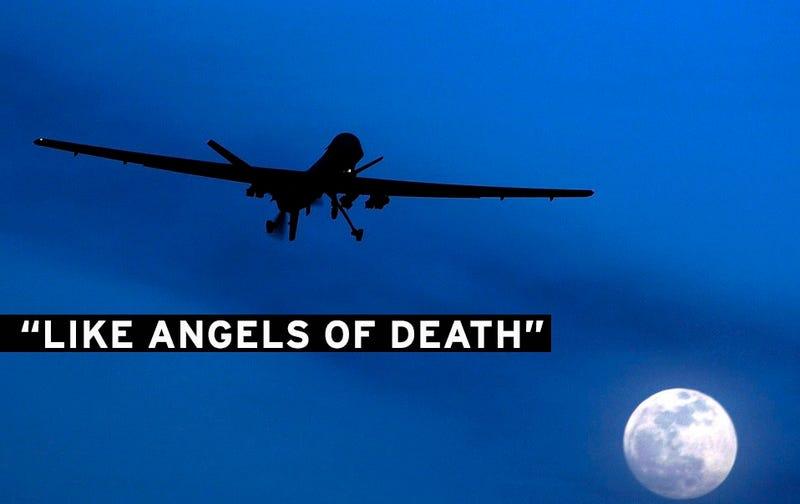 Drone Strikes Killing More Civilians Than the U.S. Acknowledges