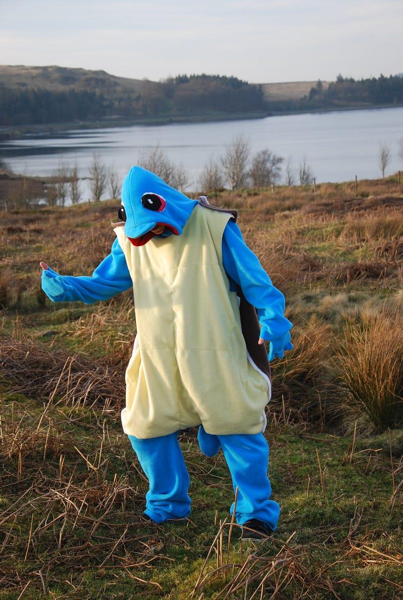 Pokémon Onesies are Dangerously Close to Furry Pyjamas