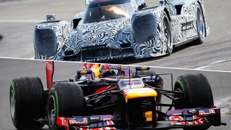 What's More Recognizable To Non-Gearheads: Le Mans Or F1?