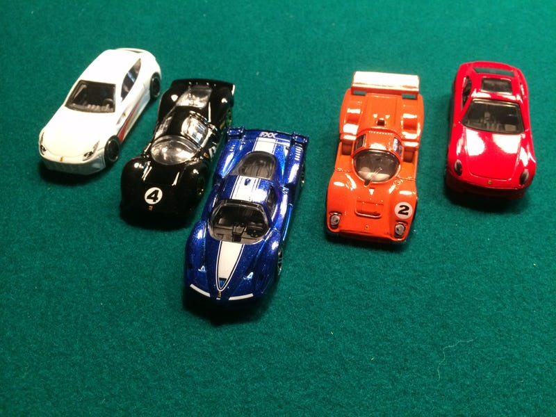 5 reasons why you need this Ferrari 5 pack, now.