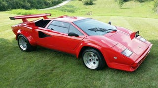 This 1984 Lamborghini Countach Asks $25,000, Hides A Fiero