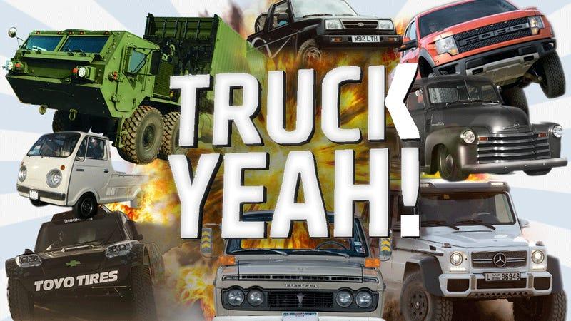 Jalopnik Presents: Truck Yeah!