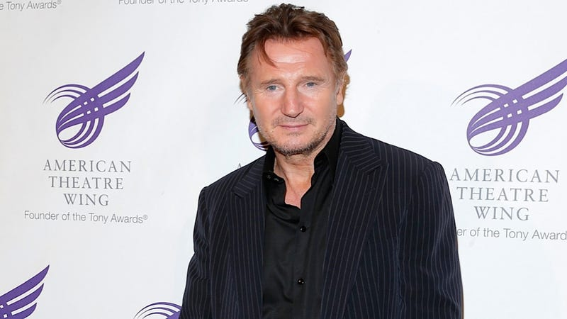 Liam Neeson Thinks Society Is Far Too Sexy for Its Own Good