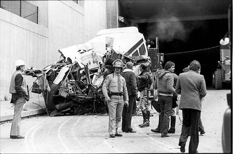 25 Years Since The Great Caldecott Tunnel Fire