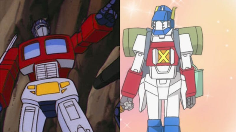 Transformers Make for the Cutest Japanese Family