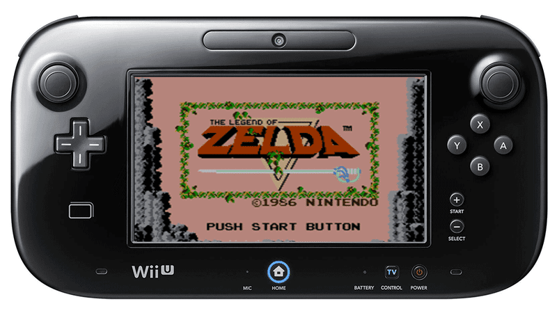 Wii U Virtual Console Games Won't Work With Older Save Files