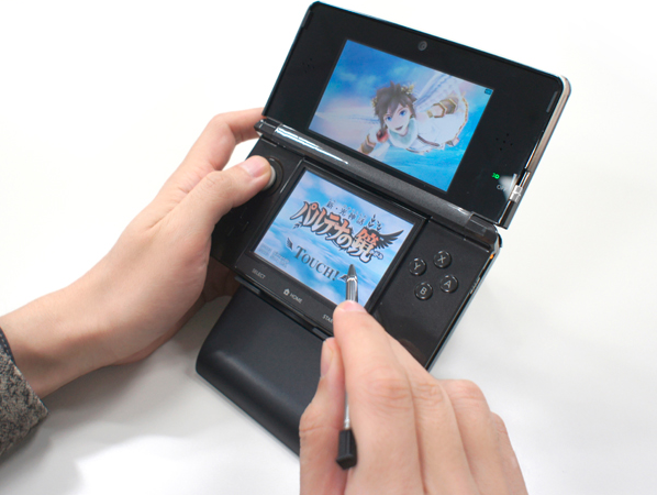 Kid Icarus: Uprising Will Be Bundled with a Stupid Stand!