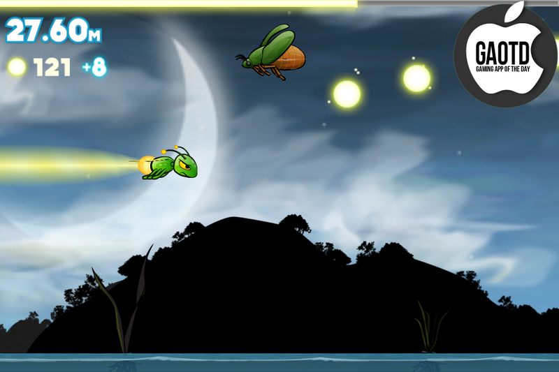 Glide Through The Beautiful, Thundering Skies Of A Firefly's Adventure