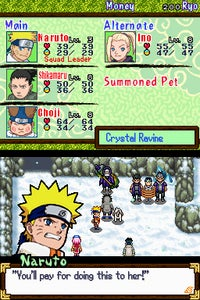 Naruto Hitting DS Again In Path of the Ninja 2