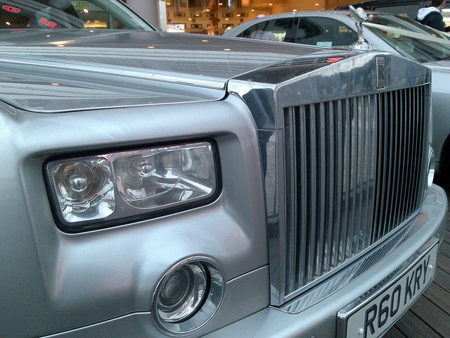 They Sold More Luxury Cars Than Ever Last Year, and Congrats on Your New Rolls-Royce