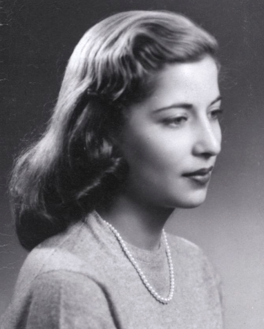 Reminder: Young Ruth Bader Ginsburg Could Get It