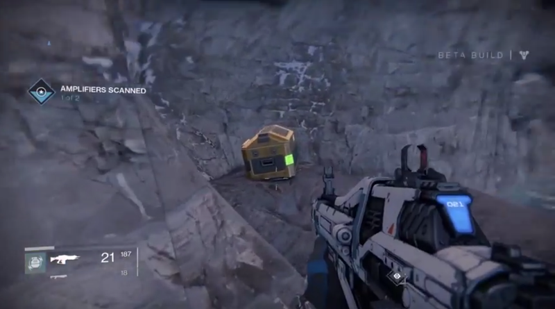 ​Where to Find the Destiny Beta's Five Golden Chests