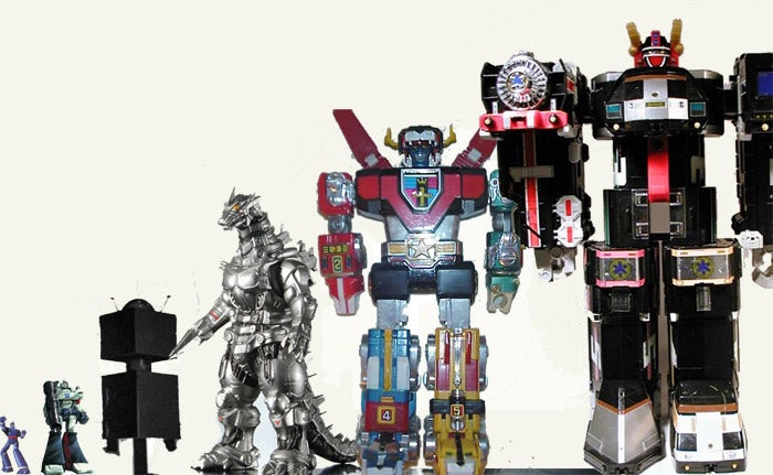 Who's The Tallest Giant Robot Of Them All?