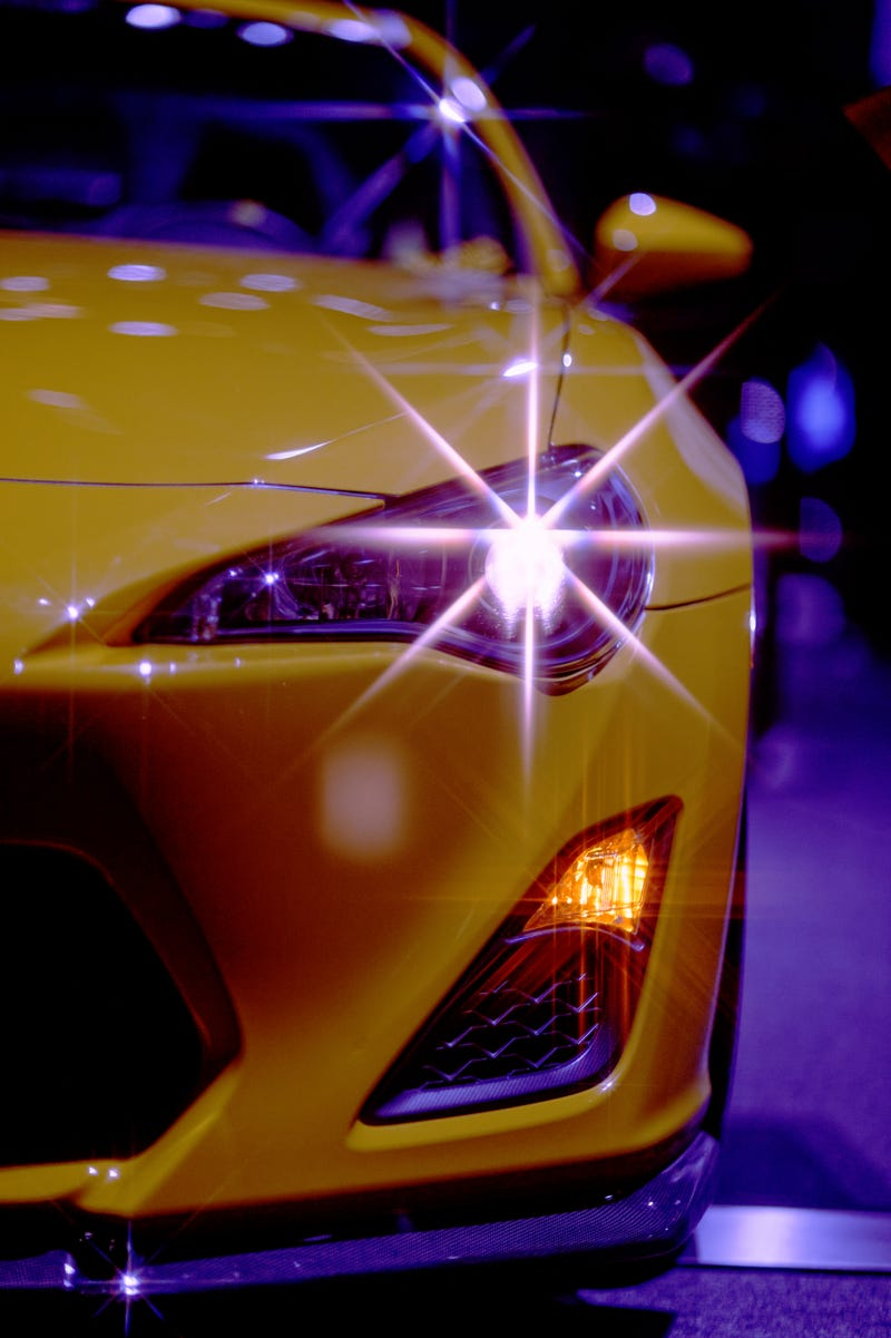My Experience Shooting the Chicago Auto Show Part 1