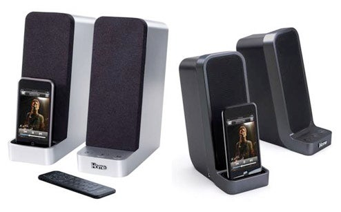 iHome iH69 and iH70 Are Computer Speakers + iPod Docks