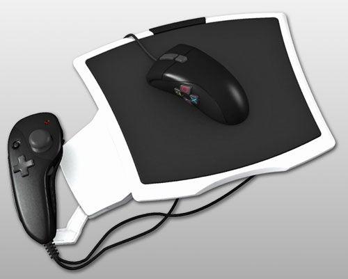 SplitFish FragFX: Mouse Controller for PS3