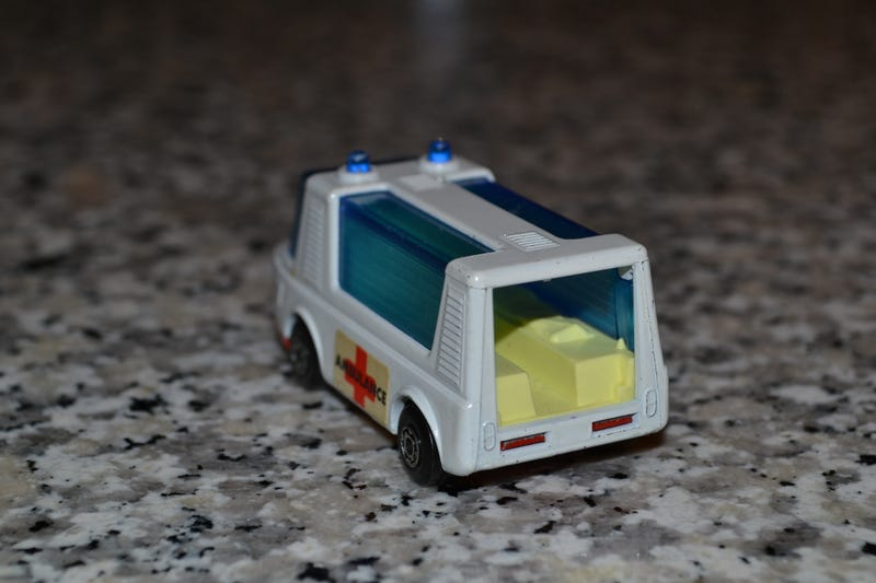 The Duck Ambulance