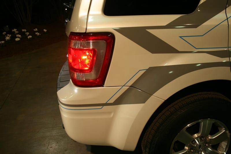 Ford Escape Plug-In Hybrid: Quick Drive