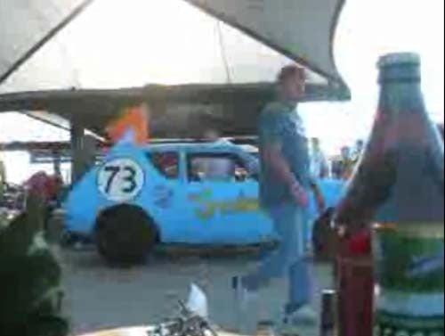 Timelapse Video Of Yeehaw It's Texas 24 Hours Of LeMons