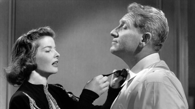 A Spencer Tracy/Katharine Hepburn Biopic Is Headed to the Big Screen