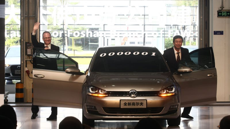 Volkswagen's Beigekrieg Takes Over China