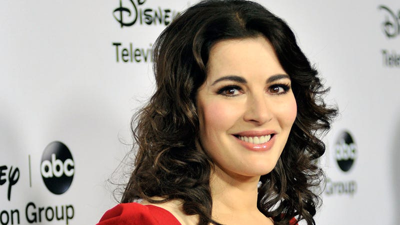 Nigella Lawson Walks Out On Alleged Domestic Abuser Charles Saatchi