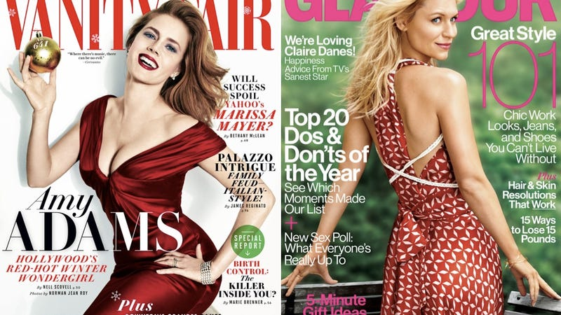 Amy Adams and Claire Danes Talk Feminism and Women in Hollywood