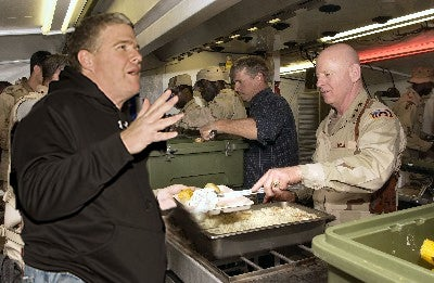 Peter King Will Eat Your Pie