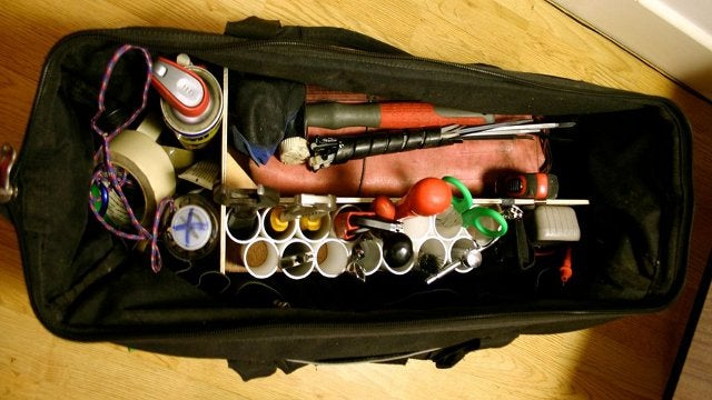 Hack Your Toolbag for First Order Retrievablility