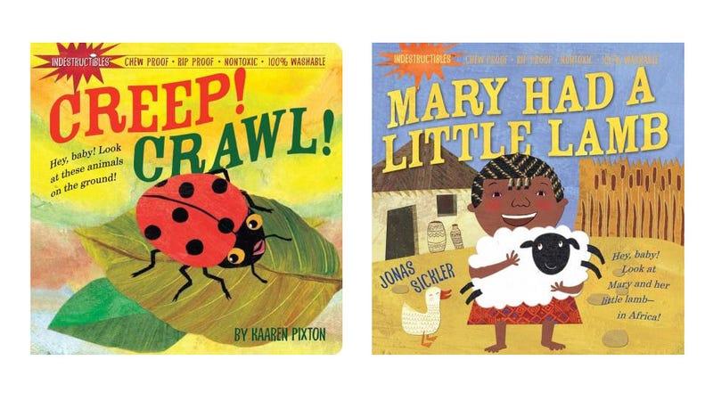 Baby-Proof Baby Books