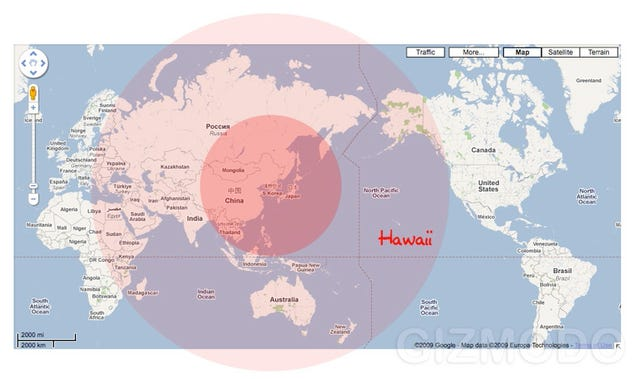 Just Where Can North Korea's Missiles Hit?