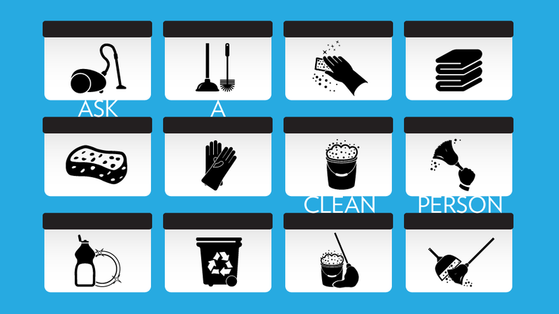 ​The Year of the Clean Person: Your 2014 Cleaning Calendar
