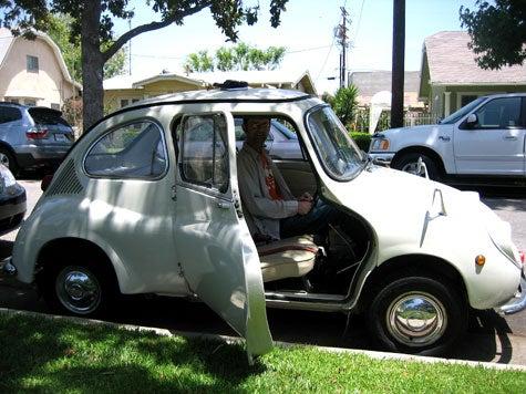 A Quartet Of Microcars