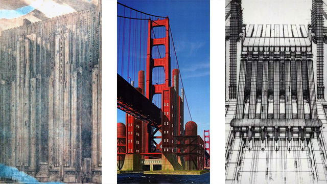These buildings could have turned America into a sci-fi dreamscape