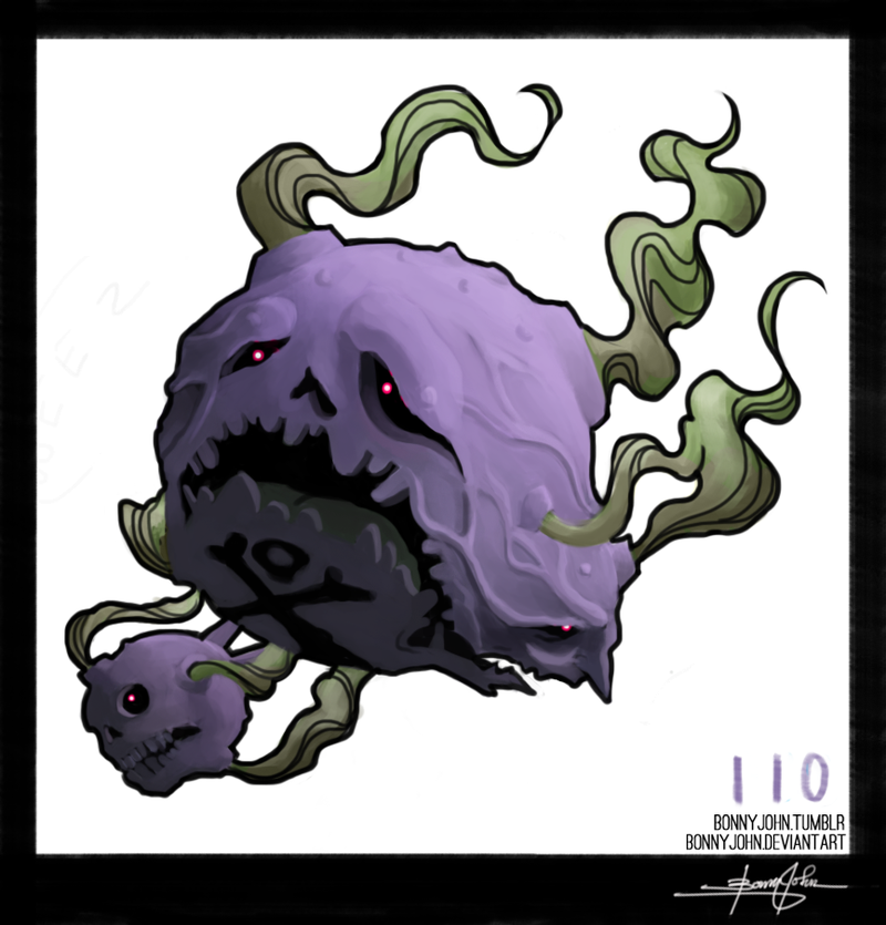 The Wretched Weezing! Pokemon One a Day!