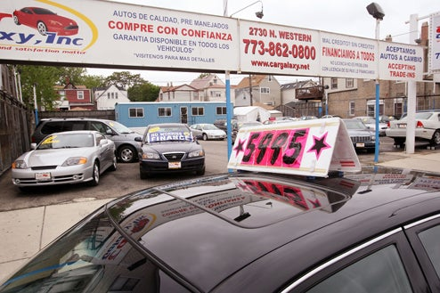 Seven Item Checklist For Buying A Used Car